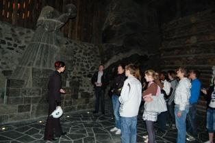saltgruvene i krakow på egenhand
